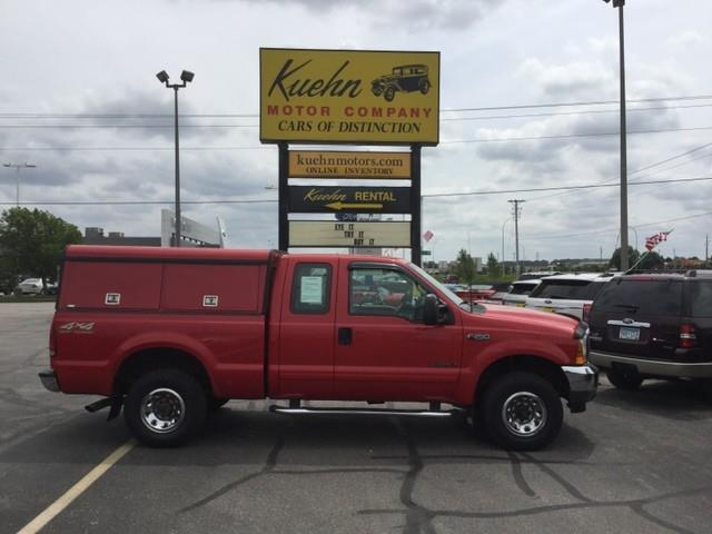 2001 ford f 250 super duty for sale in rochester mn for Kuehn motors rochester mn