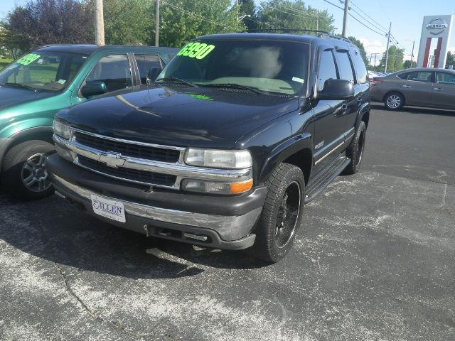 2001 chevrolet tahoe for sale in danville ky. Black Bedroom Furniture Sets. Home Design Ideas