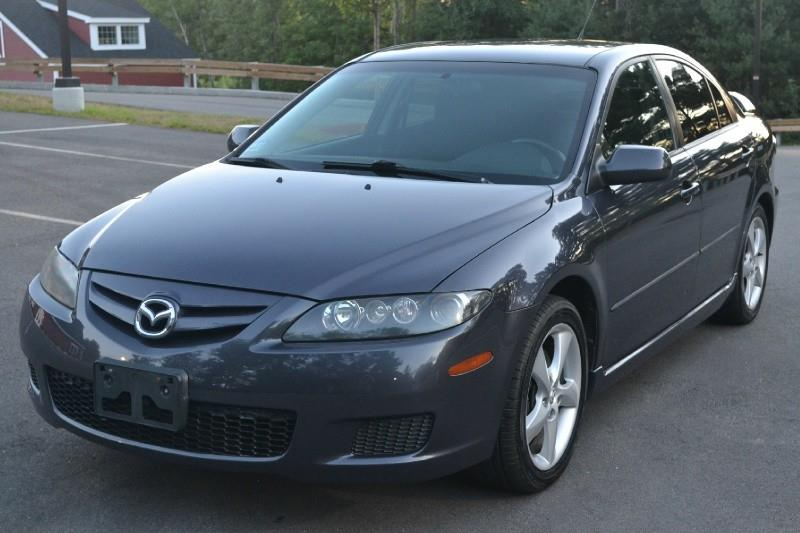 mazda mazda6 for sale in new hampshire. Black Bedroom Furniture Sets. Home Design Ideas