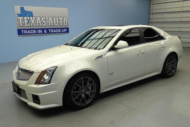 2010 cadillac cts v for sale in houston tx. Black Bedroom Furniture Sets. Home Design Ideas