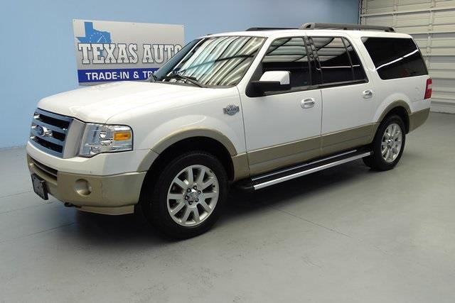 2012 Ford Expedition El For Sale In Houston Tx
