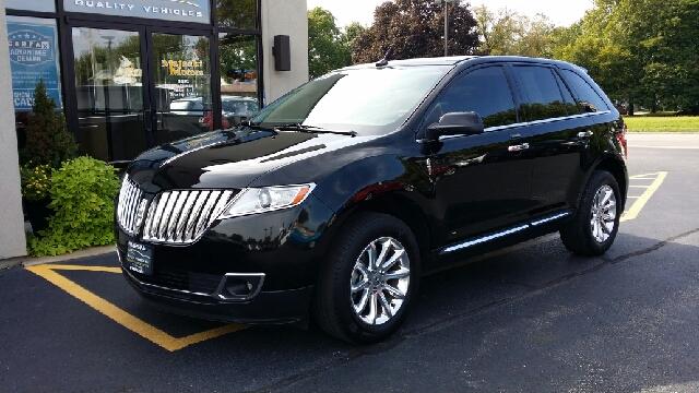 Majeski Motors Sterling Il >> 2011 Lincoln MKX for sale - Carsforsale.com