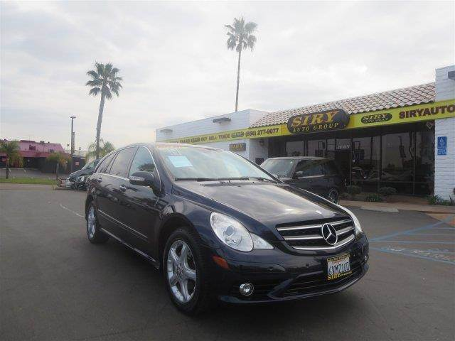 2009 mercedes benz r class for sale in san diego ca for Mercedes benz r class for sale