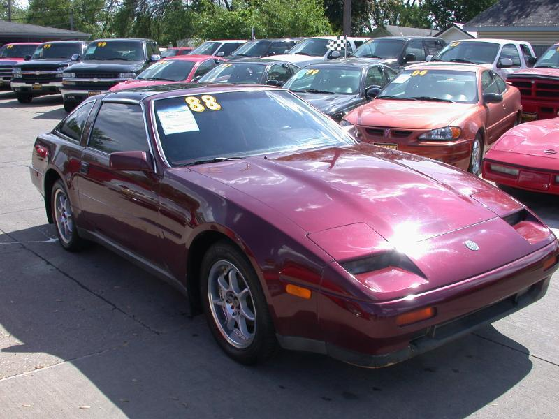 1988 nissan 300zx for sale for Heritage motors rogersville tn