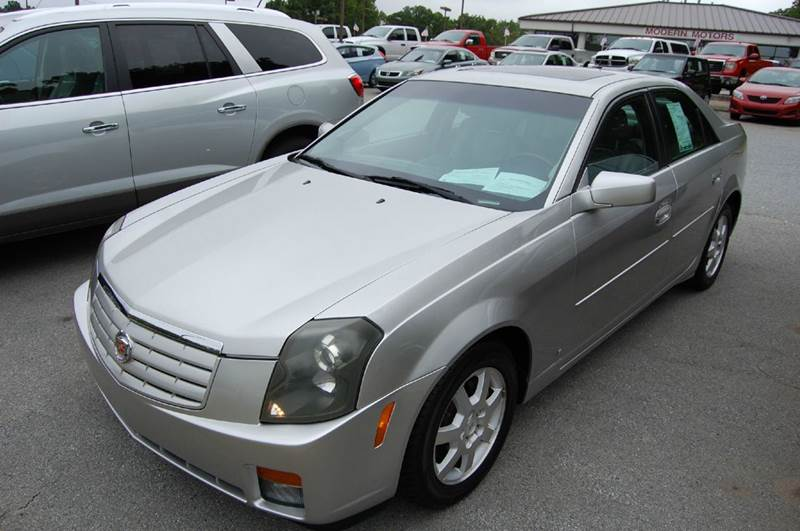 2007 cadillac cts for sale in north carolina for Modern motors thomasville nc