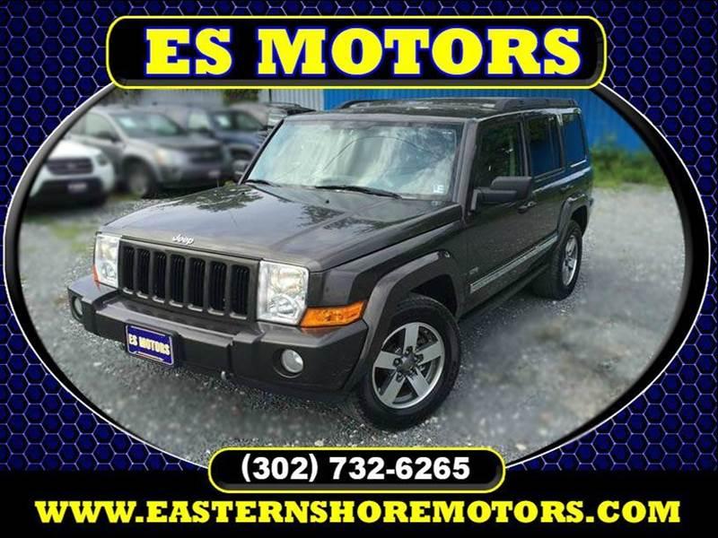 Used jeep for sale in delaware for Es motors dagsboro delaware