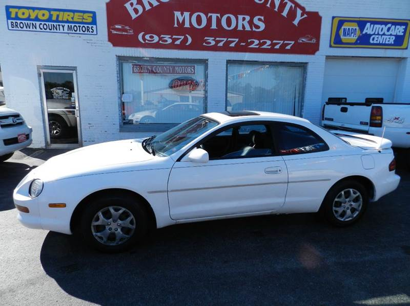 Toyota celica for sale in brooklyn ny for Brown county motors russellville ohio