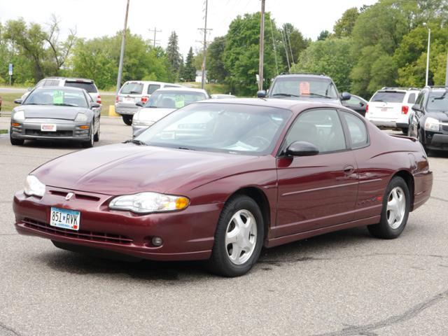 2001 chevrolet monte carlo for sale in brainerd mn. Black Bedroom Furniture Sets. Home Design Ideas