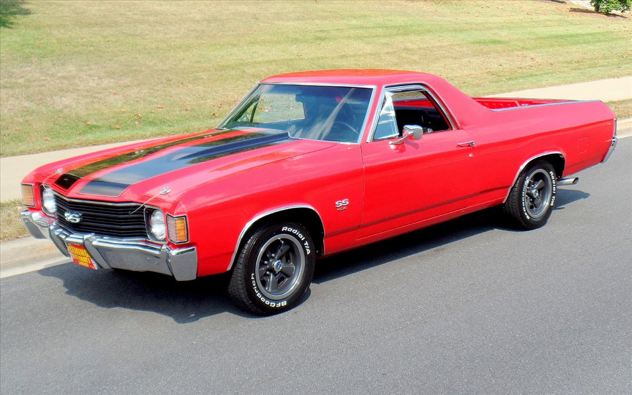 1972 Chevrolet El Camino For Sale Carsforsale Com