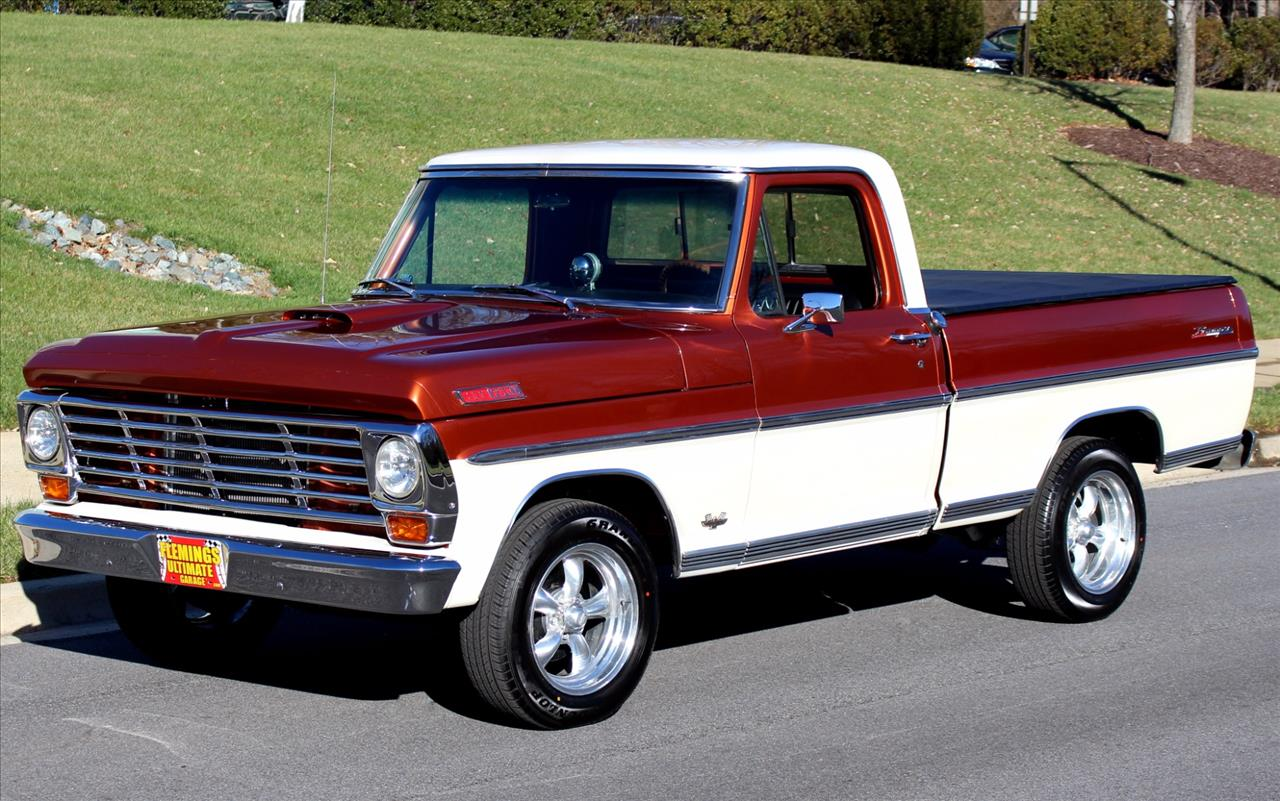 Ford f 100 for sale in maryland for Garage ford vernon 27200