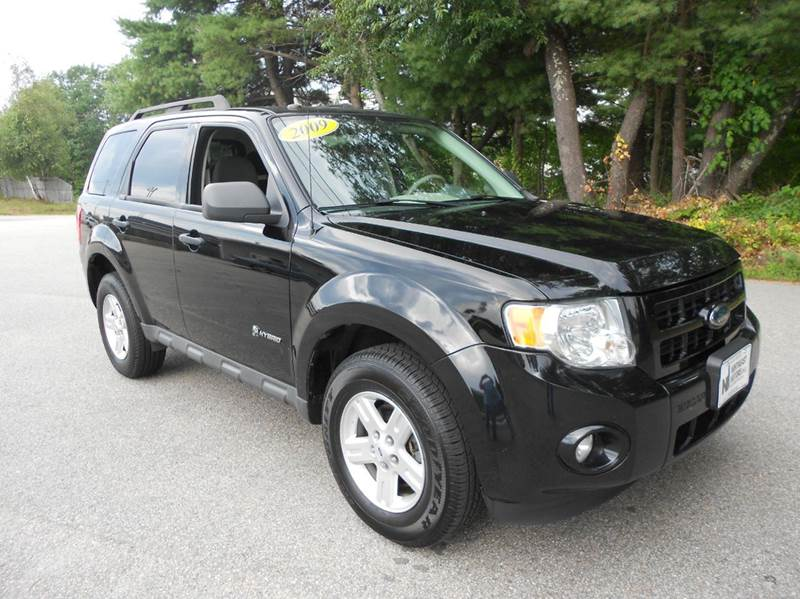 2009 ford escape hybrid for sale in north hampton nh. Cars Review. Best American Auto & Cars Review