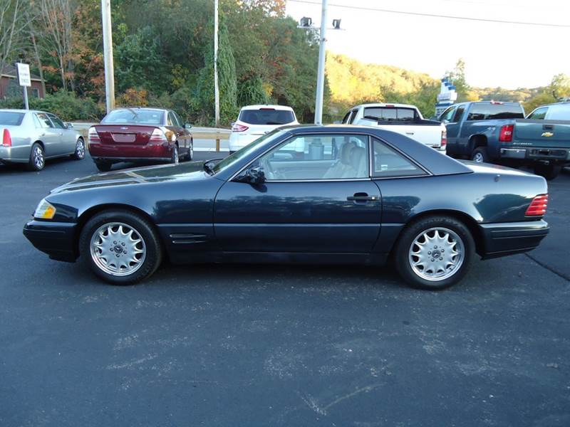 1996 mercedes benz sl class for sale for Mercedes benz haverhill ma