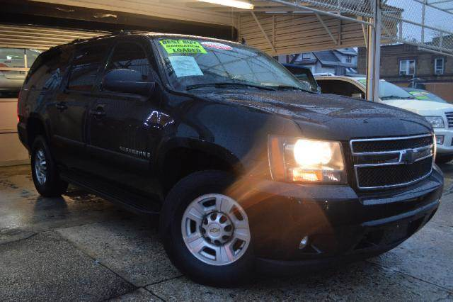 2008 chevrolet suburban for sale in richmond hill ny. Black Bedroom Furniture Sets. Home Design Ideas