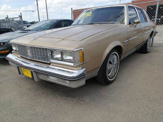 Used Tires Flint Mi >> 1985 Oldsmobile Cutlass Supreme for sale - Carsforsale.com