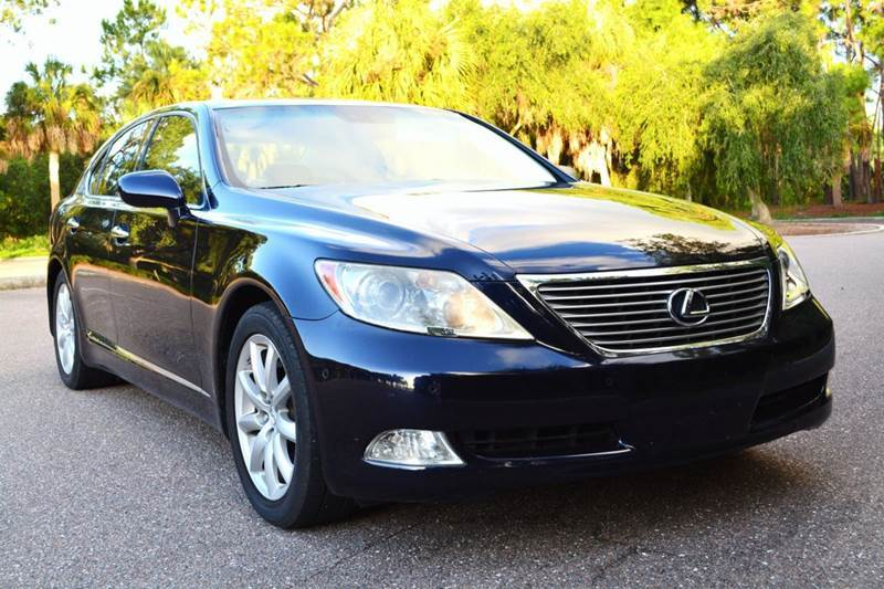 2008 lexus ls 460 for sale in tampa fl. Black Bedroom Furniture Sets. Home Design Ideas