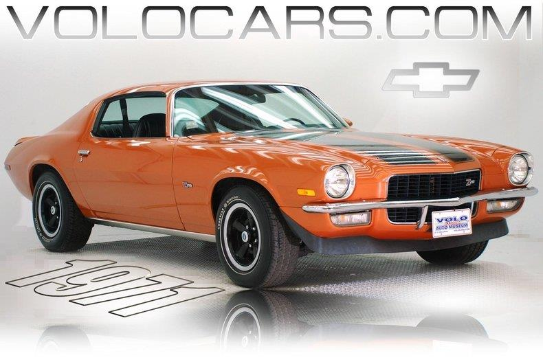 1971 Chevrolet Camaro For Sale Carsforsale Com