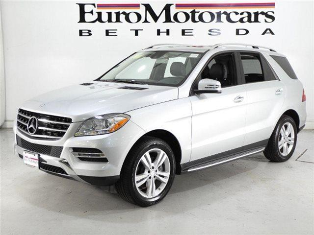 Mercedes benz m class for sale in maryland for Mercedes benz bethesda md