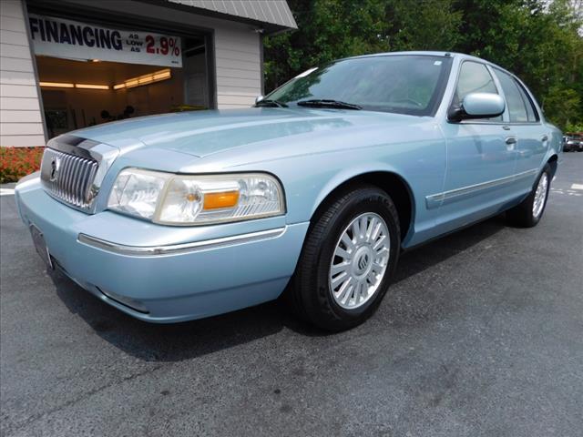 2008 Mercury Grand Marquis For Sale In Atlanta Ga