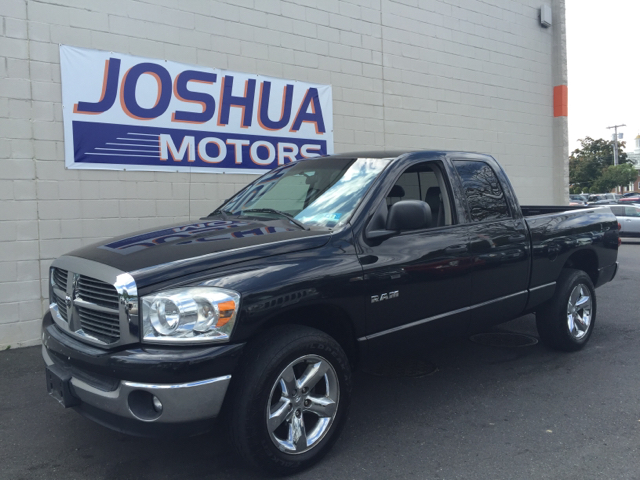 2008 dodge ram pickup 1500 for sale in vineland nj for Joshua motors vineland nj