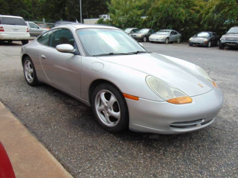 1999 porsche 911 for sale in greenville sc for Motor mile greenville sc