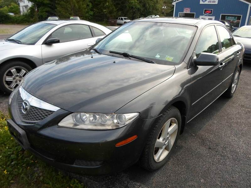 2004 mazda mazda6 for sale in central square ny. Black Bedroom Furniture Sets. Home Design Ideas