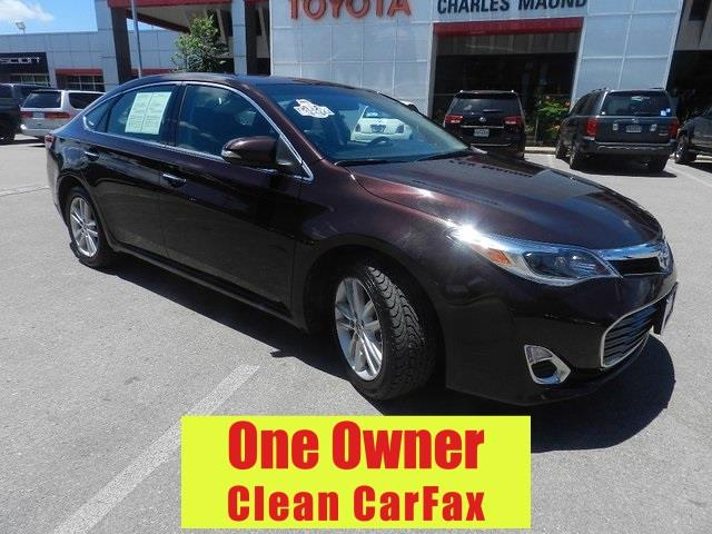 2014 toyota avalon for sale in austin tx. Black Bedroom Furniture Sets. Home Design Ideas