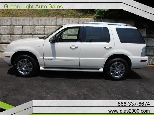 2009 mercury mountaineer for sale in seymour ct. Black Bedroom Furniture Sets. Home Design Ideas