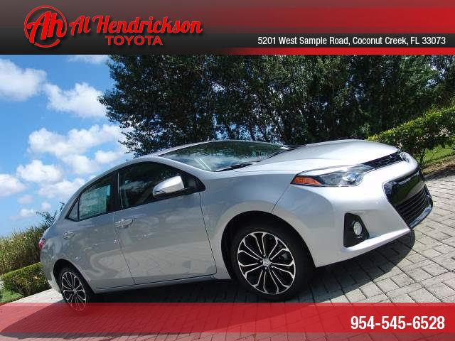 2015 toyota corolla for sale in florence sc. Black Bedroom Furniture Sets. Home Design Ideas