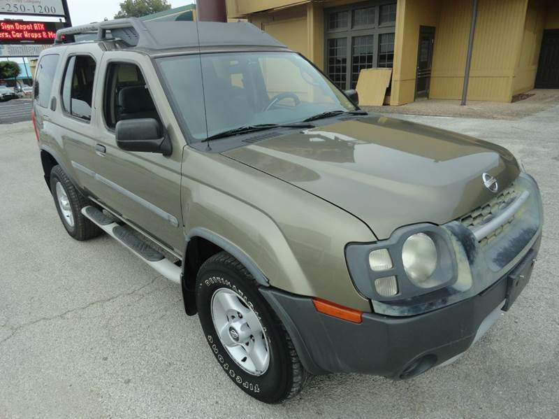 2002 nissan xterra for sale in austin tx. Black Bedroom Furniture Sets. Home Design Ideas