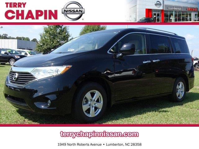 2014 nissan quest for sale in lumberton nc. Black Bedroom Furniture Sets. Home Design Ideas