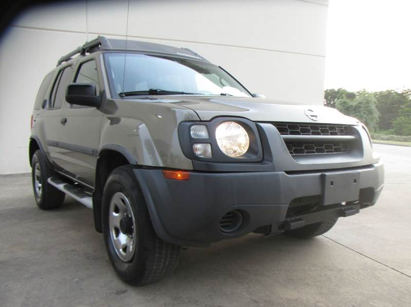 2002 nissan xterra for sale in richmond tx. Black Bedroom Furniture Sets. Home Design Ideas