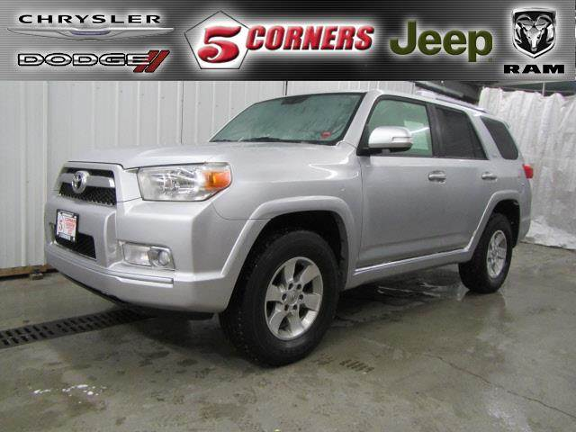 2010 toyota 4runner for sale in cedarburg wi. Black Bedroom Furniture Sets. Home Design Ideas
