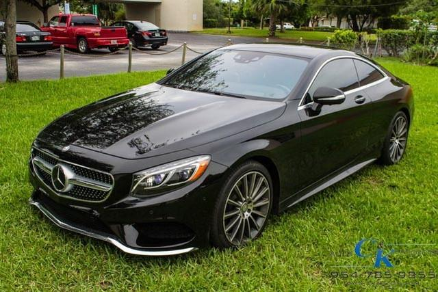2015 mercedes benz s class for sale for Mercedes benz s550 for sale in florida