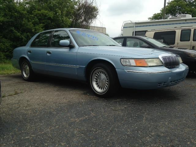 1999 mercury grand marquis for sale in taylor mi for Paramount motors taylor mi
