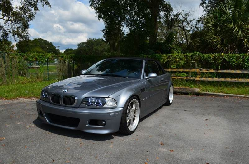 2005 bmw m3 for sale in tampa fl. Black Bedroom Furniture Sets. Home Design Ideas