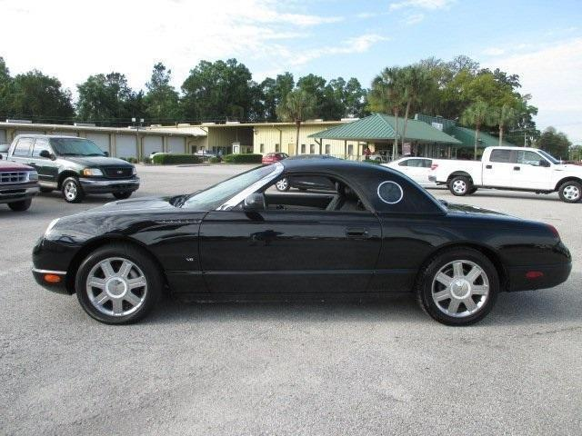 2004 ford thunderbird for sale in houston tx. Black Bedroom Furniture Sets. Home Design Ideas