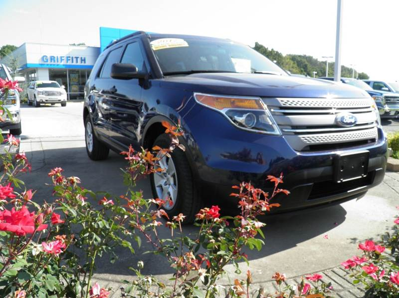 2012 ford explorer for sale in neosho mo for Griffith motor co neosho mo