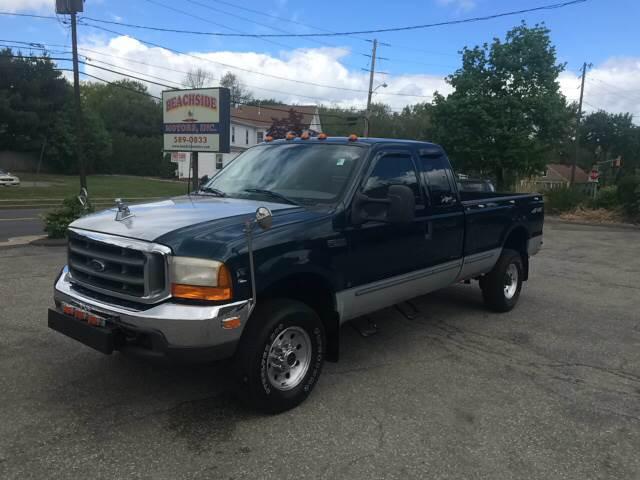 Ford f 350 super duty for sale in massachusetts for Beachside motors ludlow ma