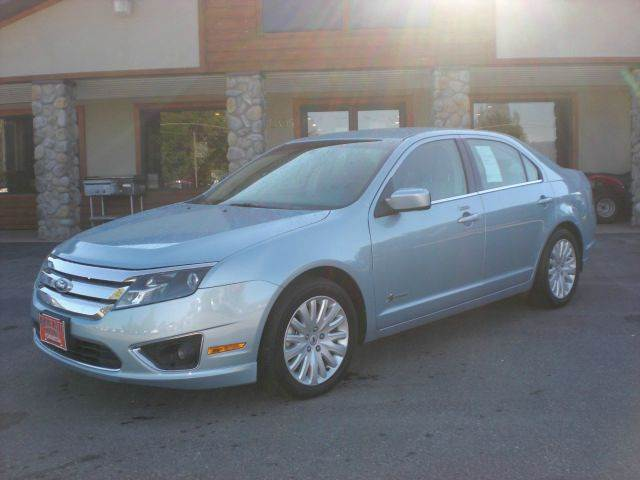 2010 ford fusion hybrid for sale in sheridan wy. Black Bedroom Furniture Sets. Home Design Ideas