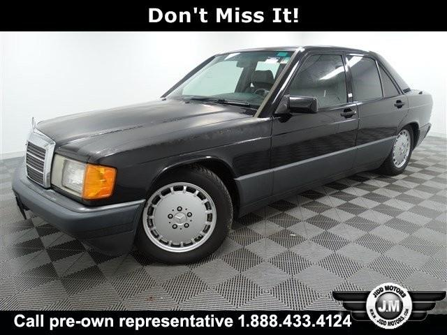 Mercedes benz 190 class for sale in maryland for Mercedes benz for sale in md