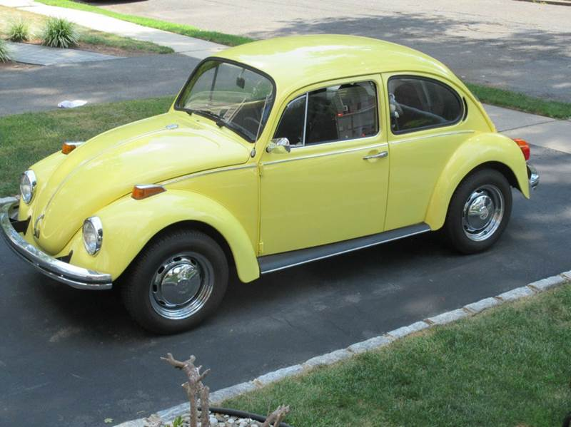 1973 volkswagen beetle for sale for Credit auto garage volkswagen