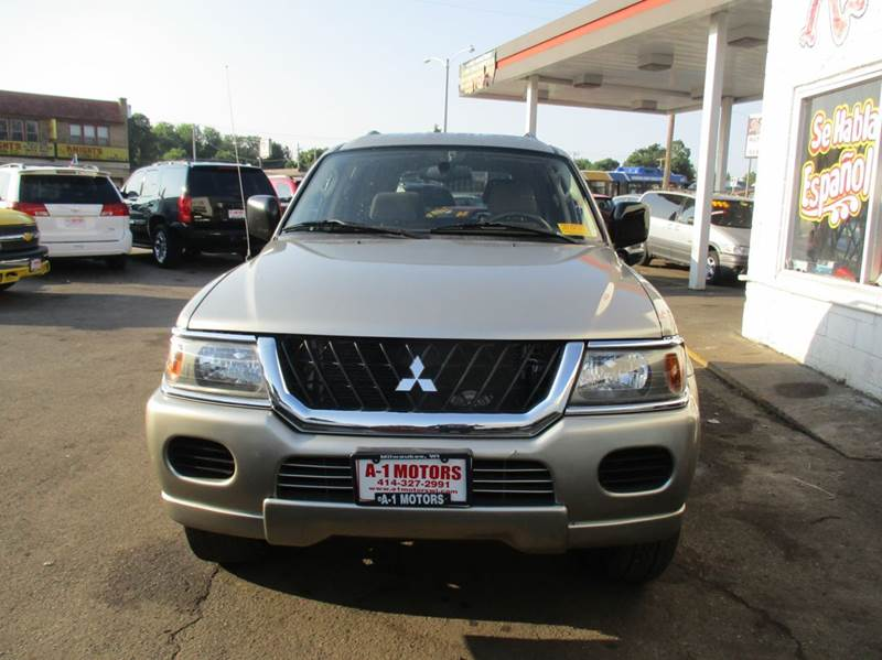 2003 mitsubishi montero sport for sale in west allis wi for J linn motors clearwater fl