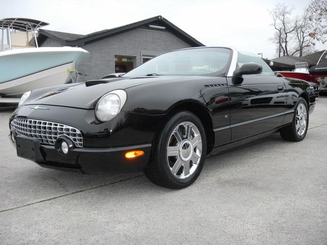 2004 ford thunderbird for sale in spring tx. Black Bedroom Furniture Sets. Home Design Ideas