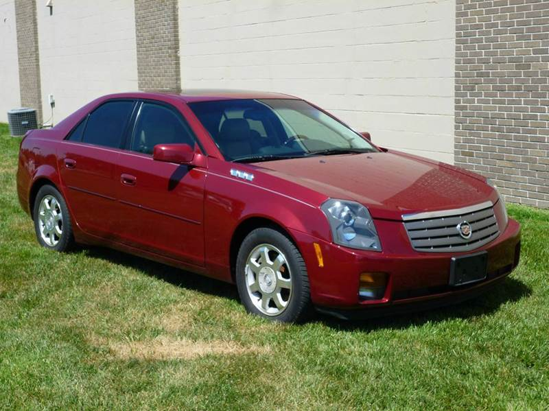2004 cadillac cts for sale. Black Bedroom Furniture Sets. Home Design Ideas