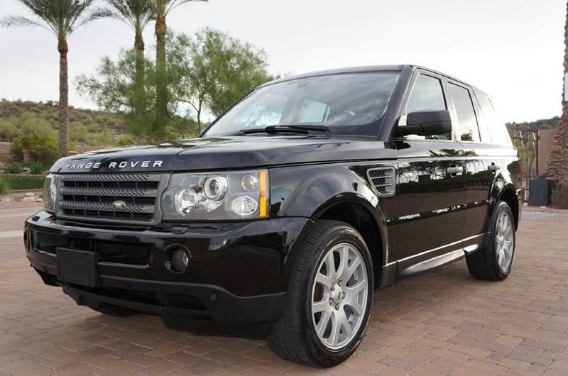 2009 land rover range rover sport for sale in phoenix az. Black Bedroom Furniture Sets. Home Design Ideas