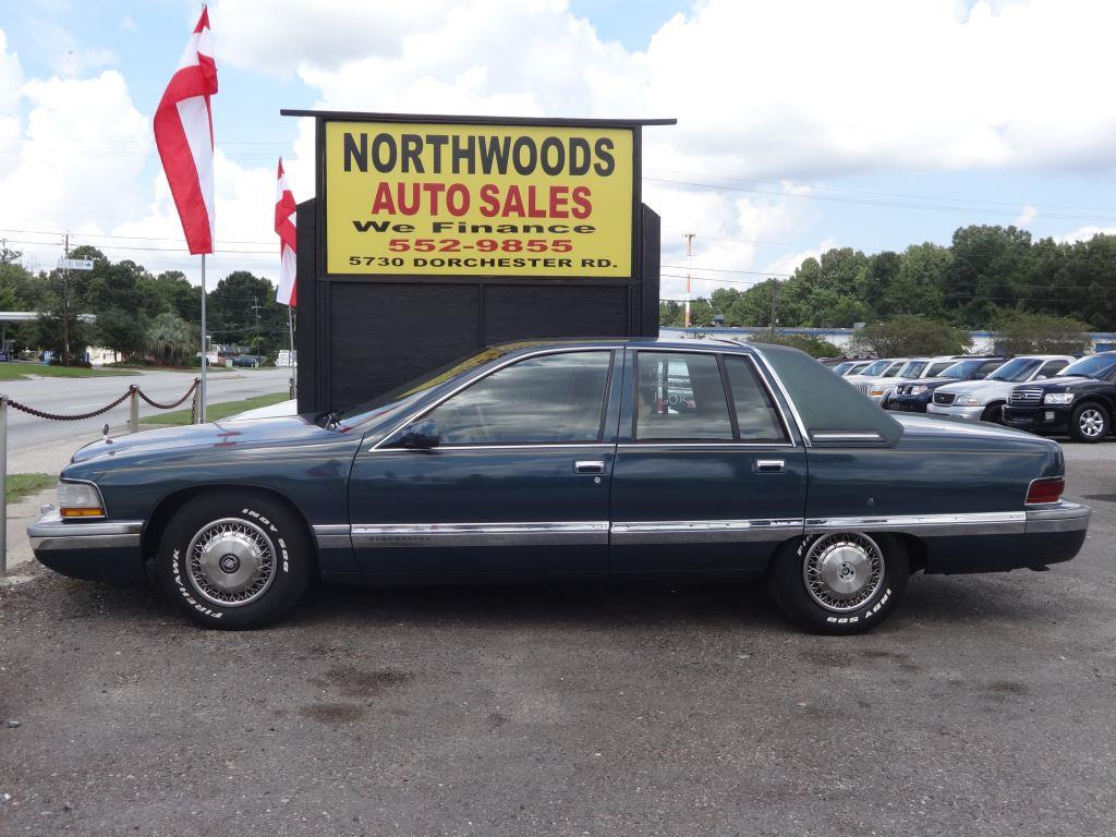 1996 buick roadmaster for sale in north charleston sc. Black Bedroom Furniture Sets. Home Design Ideas