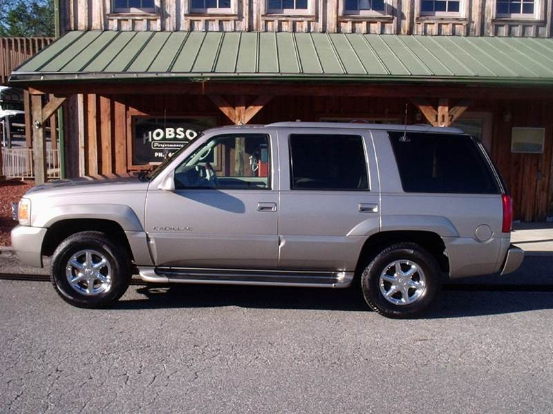 2000 cadillac escalade for sale in east bend nc. Black Bedroom Furniture Sets. Home Design Ideas