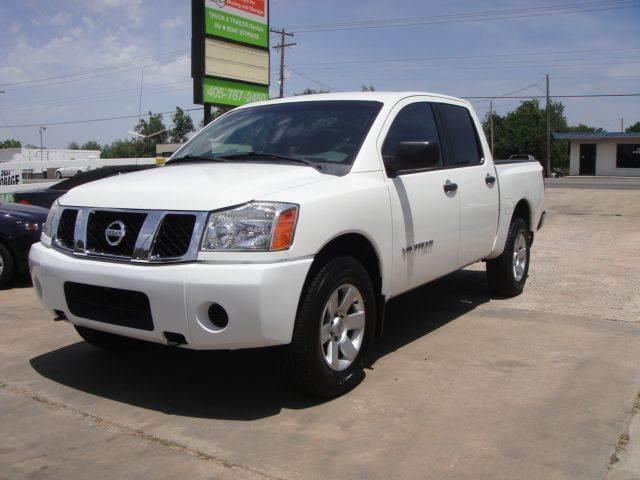 Nissan Titan For Sale Oklahoma City