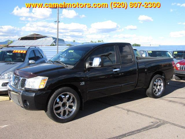 Nissan Titan For Sale In Arizona Carsforsale Com