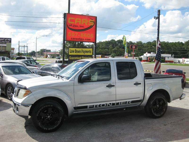2006 Nissan Frontier For Sale In Jacksonville Fl